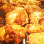Griller ® Fried Style Chicken Without Frying