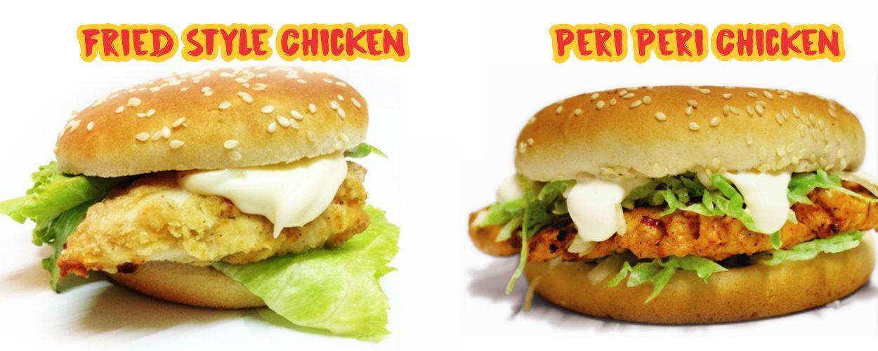 Griller ® Burgers